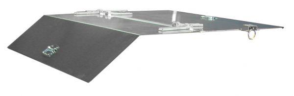 2-teiliger Deckel für Typ GU 1500, SGU 150 BAUER