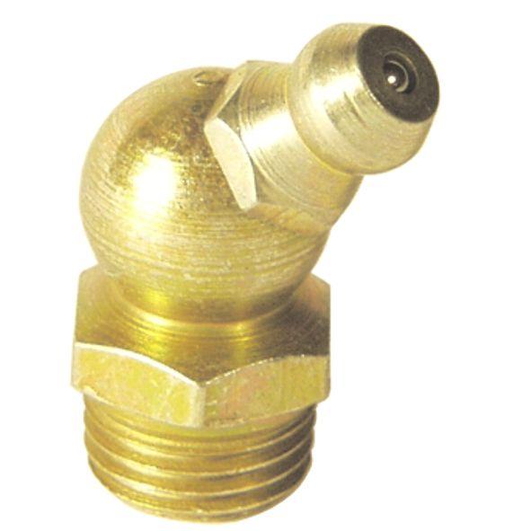 """Hydraulik-Kegel-Schmiernippel H2 R1/8"""" DIN 71412B"""