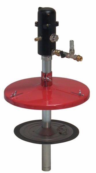 Pneumatische Füllpumpe pneuMATO-fill Fettfüllgerät f. 10 bis 200kg