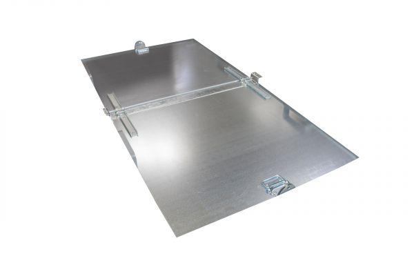 2-teiliger Deckel für Typ FB 1500-2000 BAUER