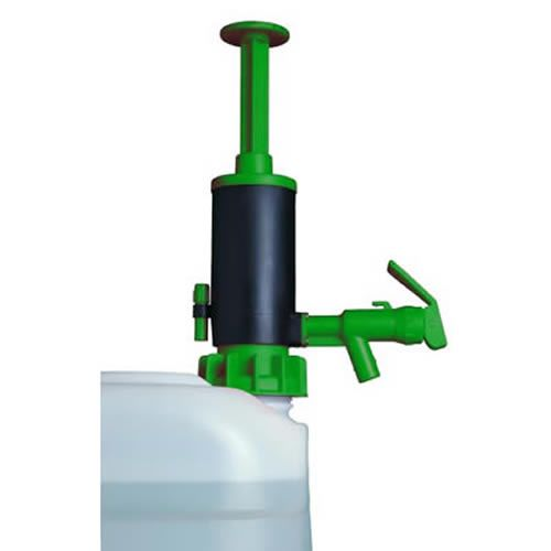 Jessberger Handpumpe JP-07 grün Viton Dichtungen