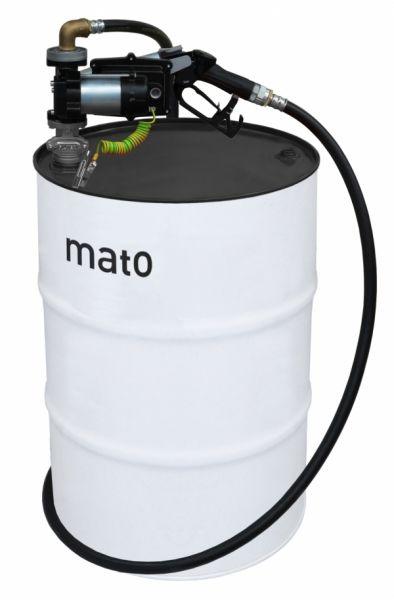 Mato Elektro-Tankanlage EX50 mit ATEX-Zulassung