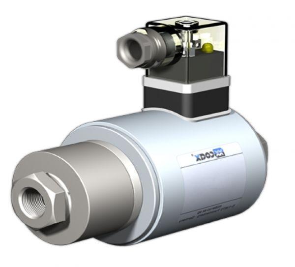 MATO Magnetventil HP - 24 V für Fette