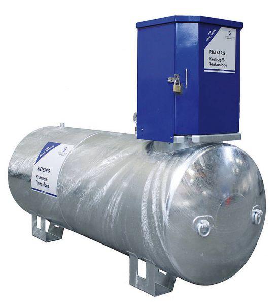 5000 Liter Tankanlage - Diesel KA mit Pumpe u. Zählwerk Komplettpaket
