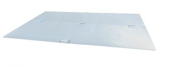 2-teiliger Deckel für Typ BSK 200, BSL 200, BSS 200 BAUER