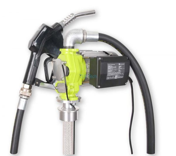 Elektropumpe TecPump 600AC 55l/min 230V im Set
