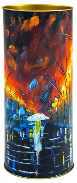 Kerze Windlicht Dekolicht Motiv 5 Jeka