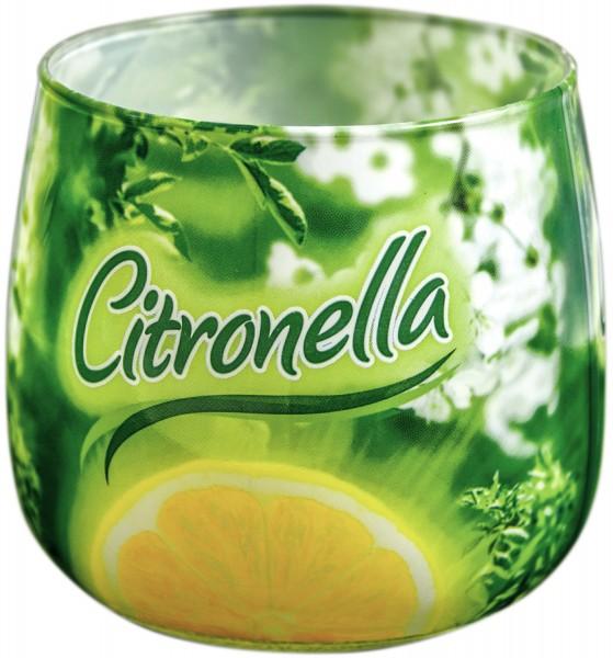 "Duftglas mit Motiv ""Citronella"""