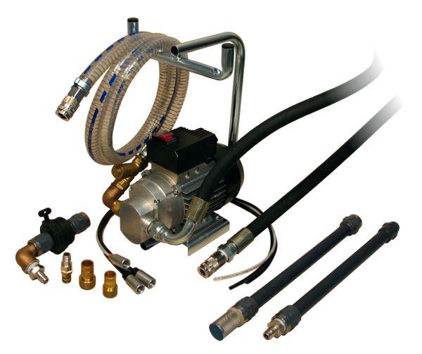 MATO Elektro-Zahnradpumpe für Altöl AEP 100