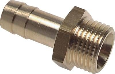 """Gewindetülle G 1""""-25mm, 16 bar Messing"""