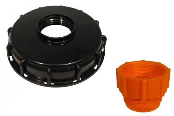 Schraubdeckel für IBC-Container