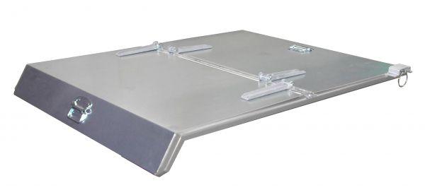2-teiliger Deckel für Typ EXPO 600, SK 600, 3S 600, S3S 600, S4A 600 BAUER