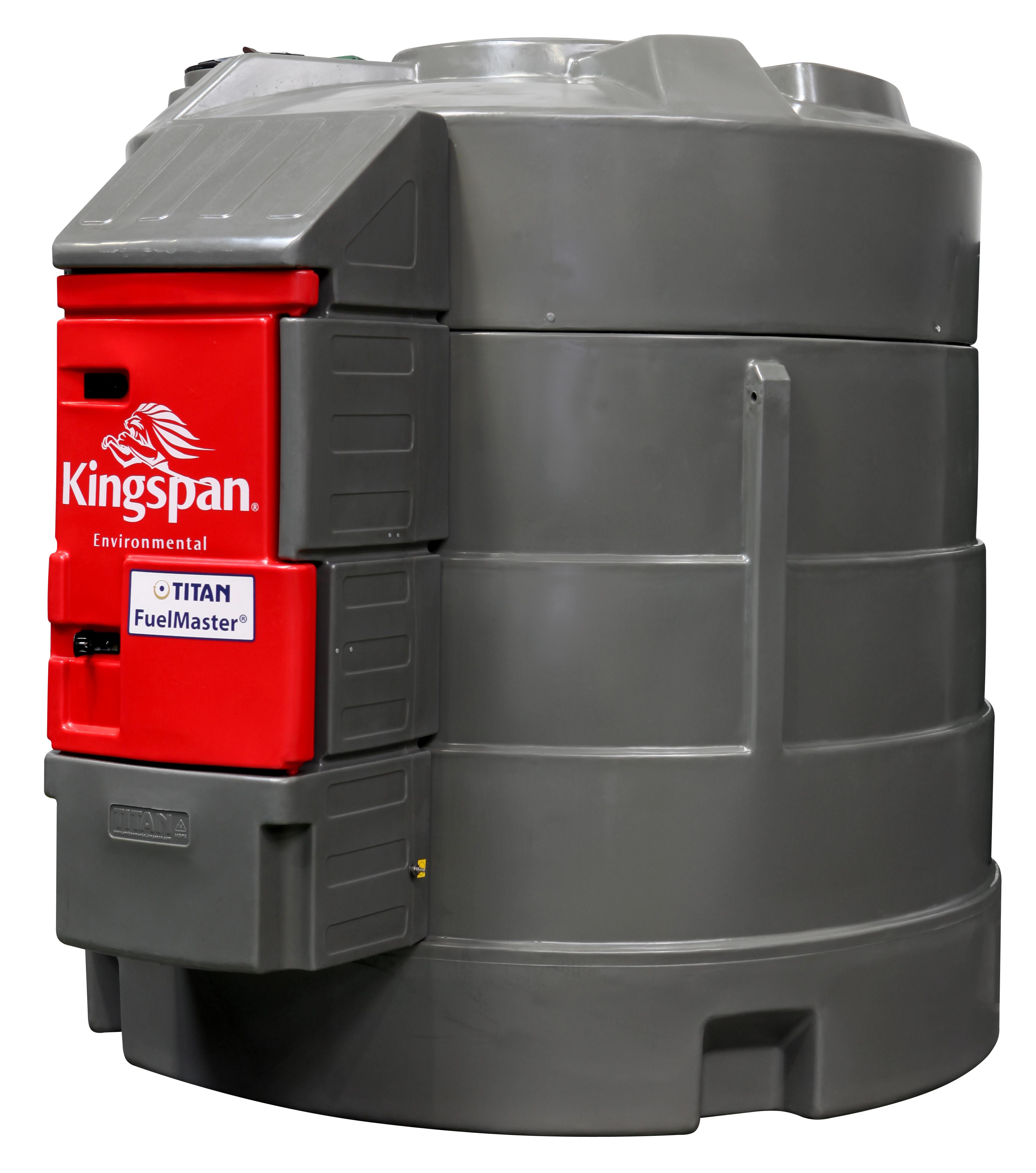 5000 liter hoftankstelle dieseltankanlage fuelmaster dieseltank kingspan tank und lager. Black Bedroom Furniture Sets. Home Design Ideas