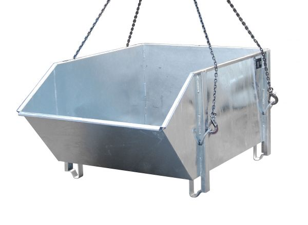 Baustoff Behälter BBG 100