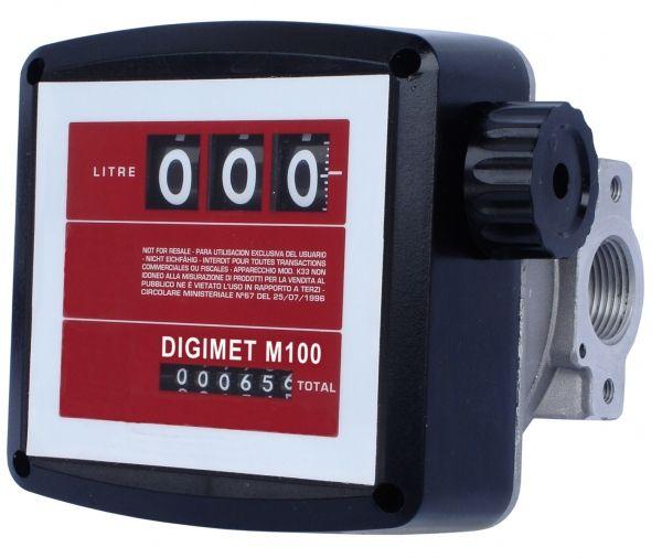 MATO Einbau-Durchflussmengenzähler DIGMET M100