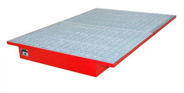 Einhängewannen Typ EHW Volumen 200 bis 260 Liter Auffangwanne BAUER