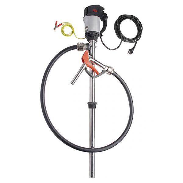 Pumpenset universelle Anwendung mit Druckluftmotor