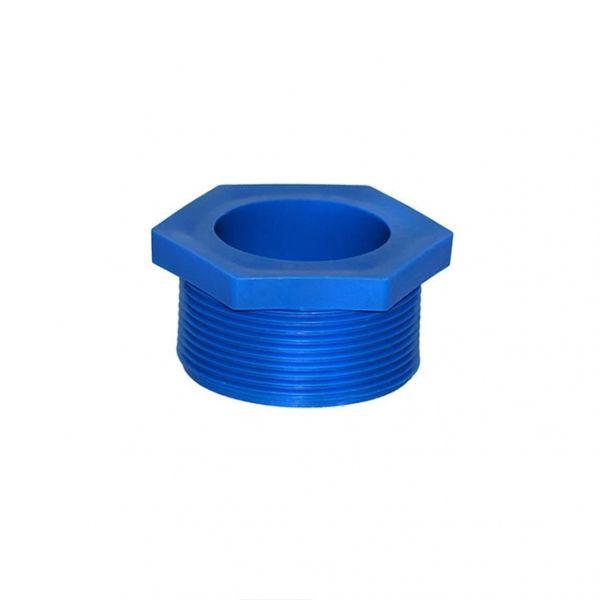 Fassverschraubung zum sicheren Befestigen der Fasspumpe Polypropylen Ø 41 mm