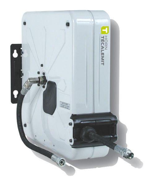 Schlauchtrommel eco 10m u. 15m für Frischöl und Kühlerfrostschutzkonzentrat