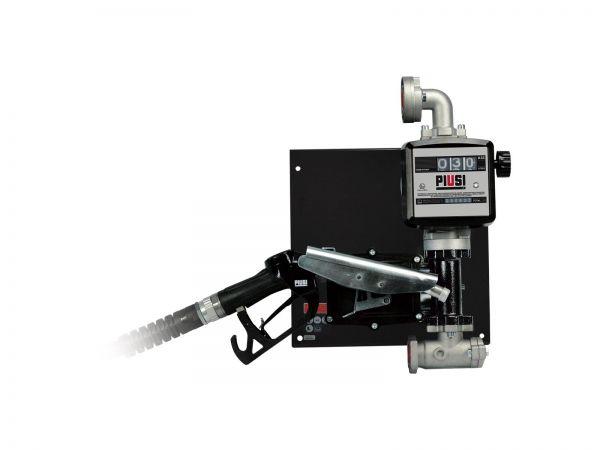 Benzinpumpe ST EX 50 - 230V mit Zählwerk u. Automatik-Zapfpistole Piusi