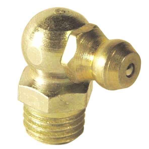 """Hydraulik-Kegel-Schmiernippel H3 R1/8"""" DIN 71412C"""