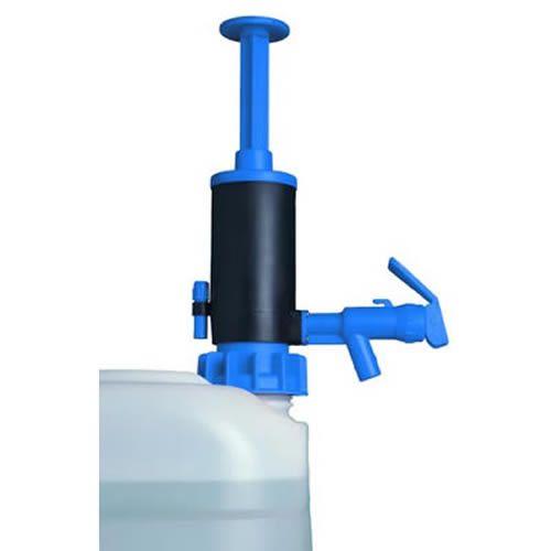 Jessberger Handpumpe JP-07 blau NBR Dichtungen