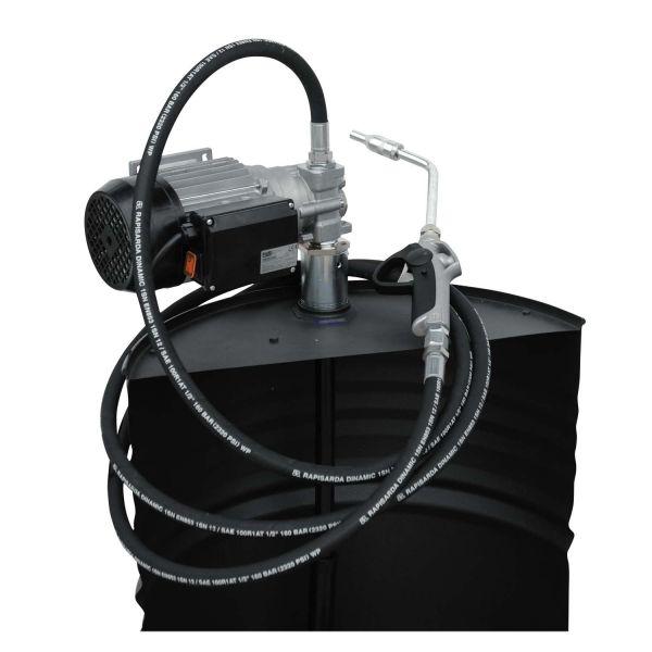 PIUSI DRUM Viscomat 200/2 230V mit Zapfventil Easyoil