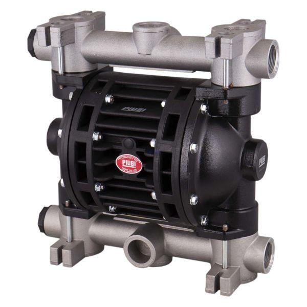 PIUSI MA190 pneumatische Membranpumpe für den Transfer von Öl mit bis zu 220l/min