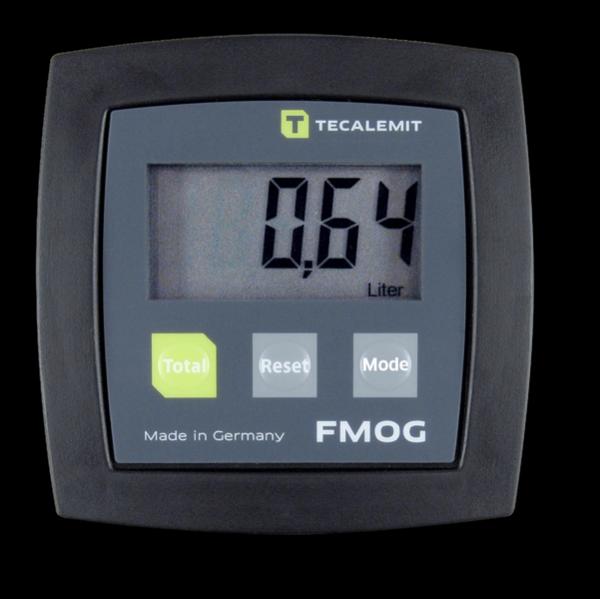 Durchflussmesser FMOG, digital, nicht eichfähig
