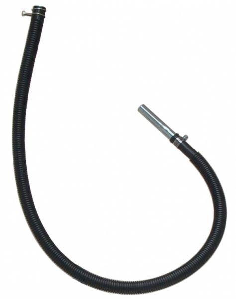 MATO Ersatzschlauch 1,1 m für Kurbelpumpen RP 100-s und RP 100-d inkl. Auslaufhülle und Befestigungs