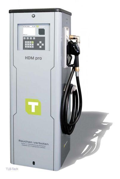 Dieselzapfsäule HDM 080 pro mit Tankautomat HDA 2