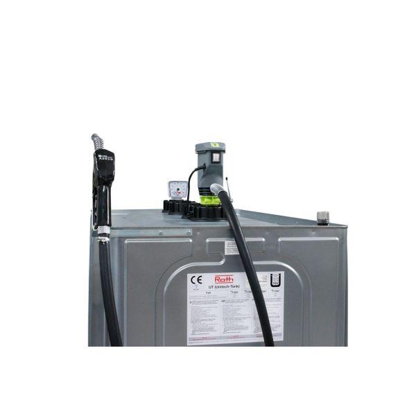 Hoftankstelle - UNI Einsteigerpaket - 1000 Liter - Dieseltankanlage