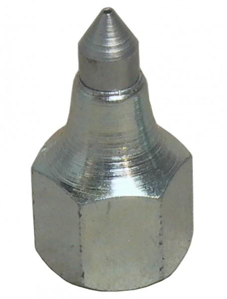 Nadelspitzmundstück 2-teilig M10x1