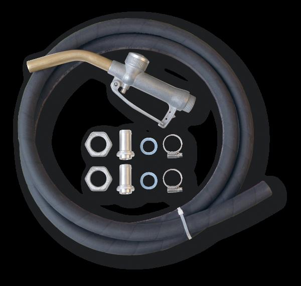 Schlauchgarnitur für Druckluftpumpe DP 15