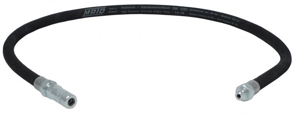 Hochdruck-Gummipanzerschlauch RH-75C für Akku-Fettpresse 14.4-S + LS