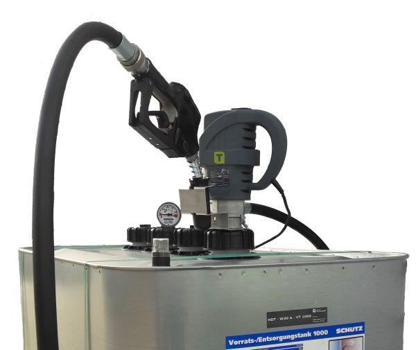Hoftankstelle - PLUS - W85 - Horn - 1000 Liter - Dieseltankanlage