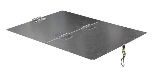 2-teiliger Deckel für Typ BSK 30, BSL 30, BSS 30 BAUER