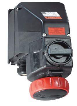 EX-Kupplung für R50 230ex; zur Verwendung innerhalb der Ex-Zone 1, Stahl Reihe 8570