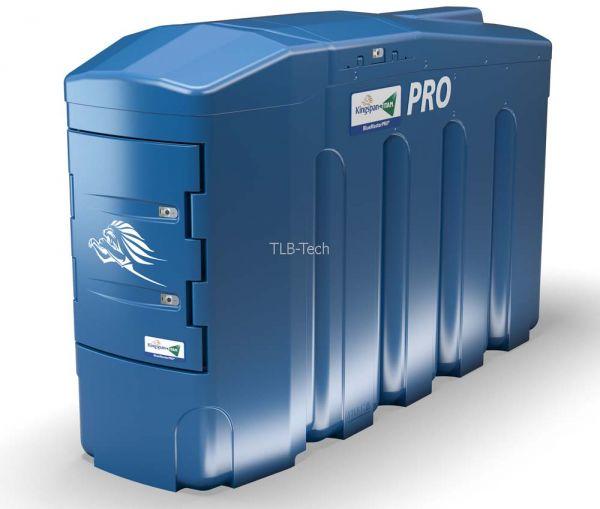 BlueMaster 4000 Liter PRO TitanAccess Adblue Tankanlage Stationär