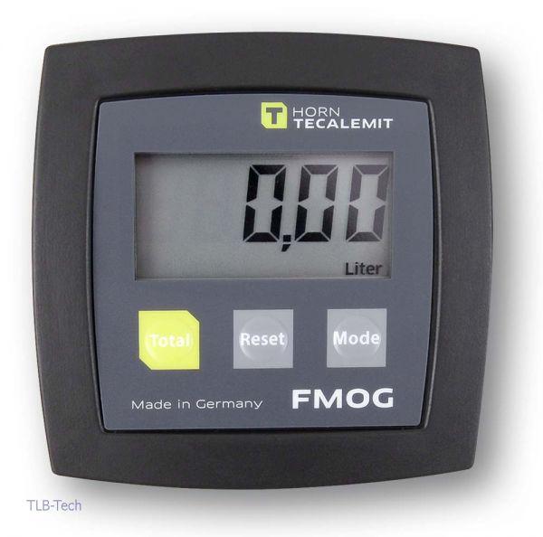 Durchflussmesser FMOG 100, digital, nicht eichfähig