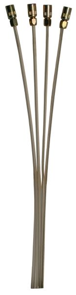 MATO Saugsonde flexibel für Altölgeräte, Durchmesser 8 mm, Länge 680 mm