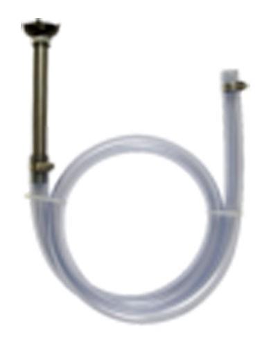 Saugschlauch 1600mm mit Fußfilter für HORNET W 40