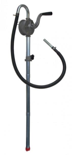 Aluminium-Kurbelpumpe RP 100-d incl. Schlauch