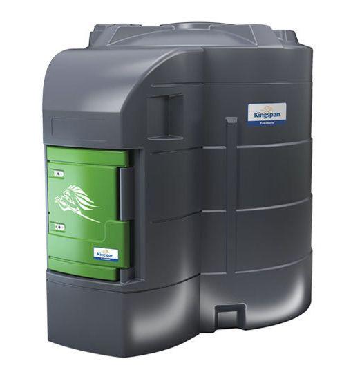 9000 Liter Hoftankstelle - Dieseltankanlage - FuelMaster® - Kingspan