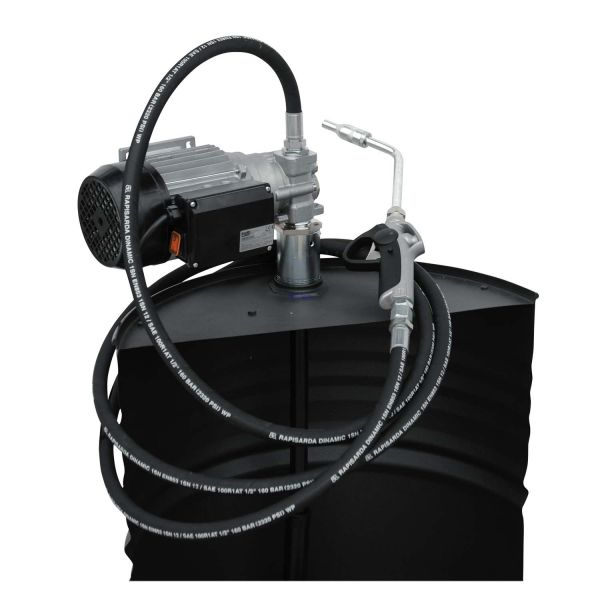 PIUSI DRUM Viscomat 200/2 230V mit Zapfventil Easy K400