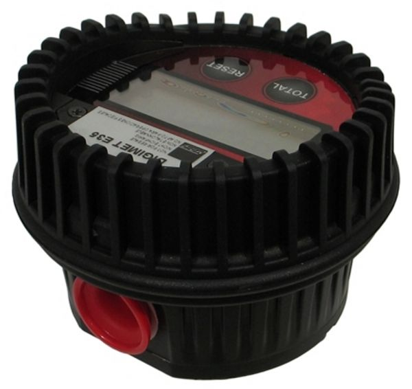 MATO Elektronsicher Einbauzähler DIGMET E35 Schmierölzähler
