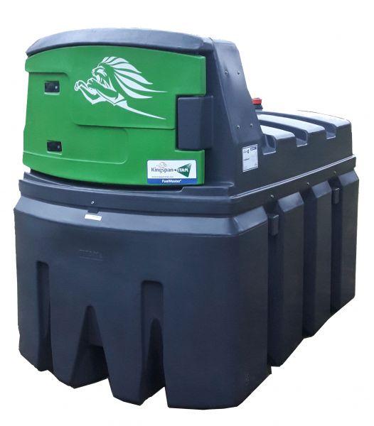 2500 Liter Hoftankstelle - Dieseltankanlage - FuelMaster® - Kingspan