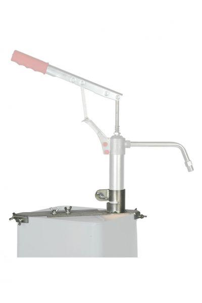 Pumpenhalter für Blechkanister 20 Liter