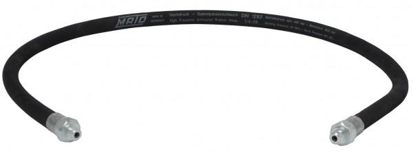 Hochdruck-Gummipanzerschlauch RH-75 für Akku-Fettpresse 14.4-S + LS