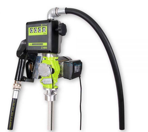Dieselpumpe mit Zählwerk TecPump 600AC 55l/min 230V